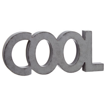 Decorative Word Cool