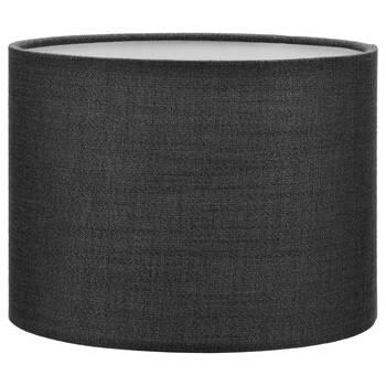 Round Chita Fabric Lamp Shade