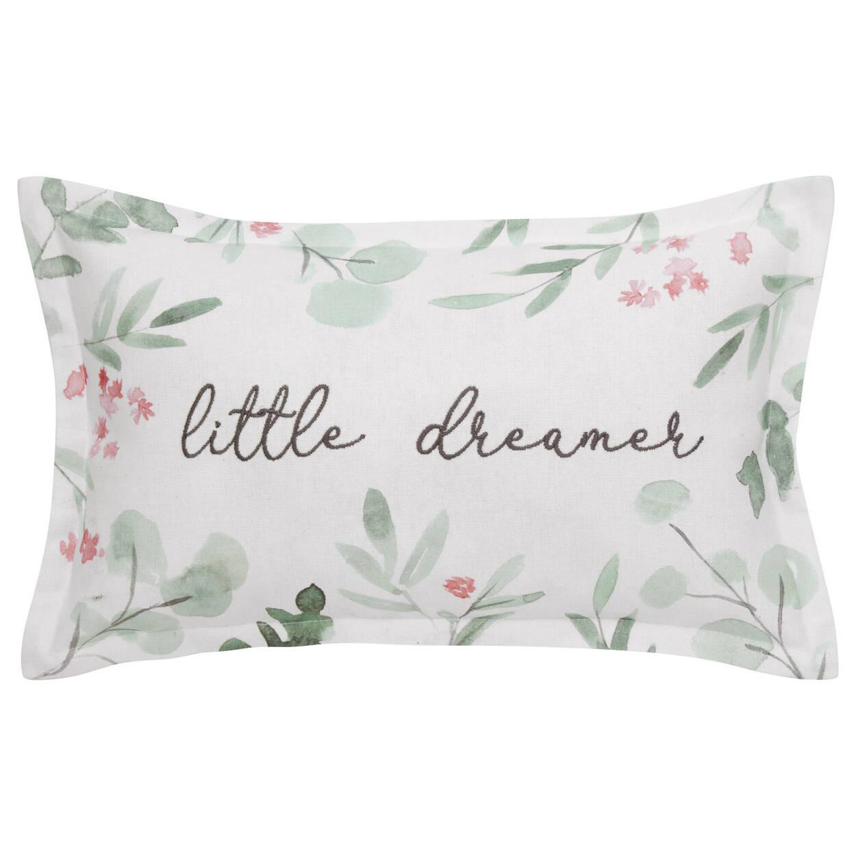 """Coussin lombaire décoratif Little Dreamer 10"""" x 16"""""""