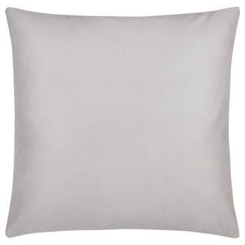 """Faux Fur Heart Decorative Pillow 18"""" x 18"""""""