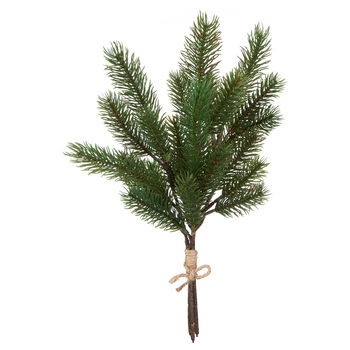 Bundle of 3 Evergreen Branches