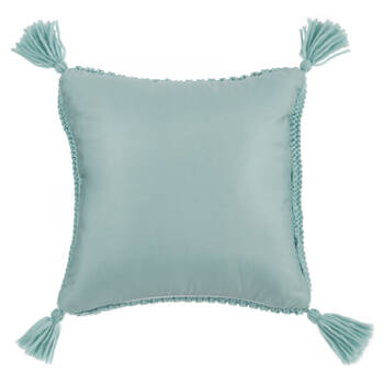 "Molie Knitted Decorative Pillow 15"" X 15"""
