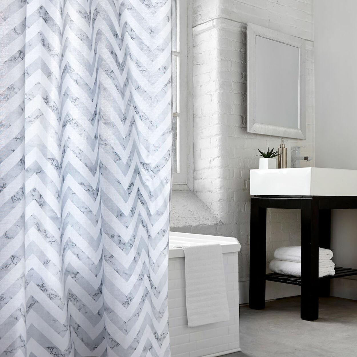 grey chevron shower curtains. Simple Grey Grey Chevron Shower Curtain Inside Curtains