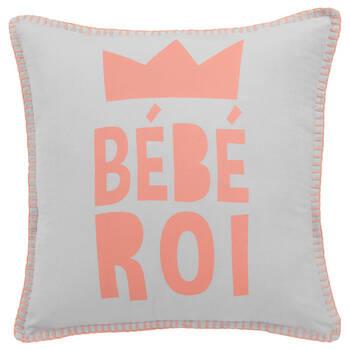 """Bébé Roi Decorative Pillow 16"""" X 16"""""""