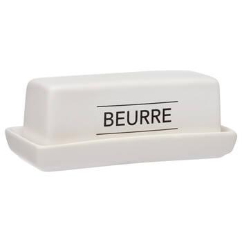Ceramic Butter Dish Beurre
