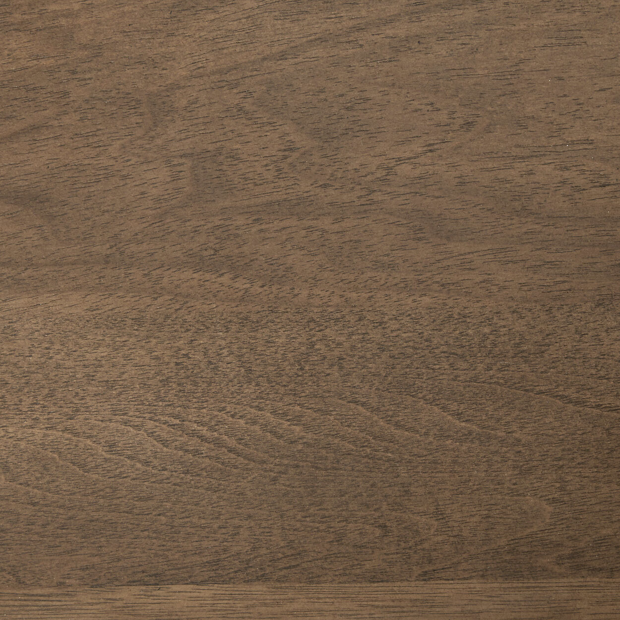 Live Edge Poplar Wood and MDF Coffee Table