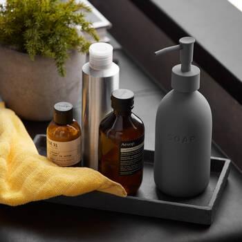 Distributeur de savon en céramique