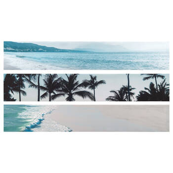 Set of 3 Ocean Canvases