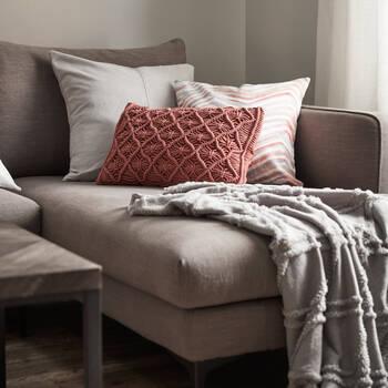 "Sona Decorative Pillow 18"" x 18"""