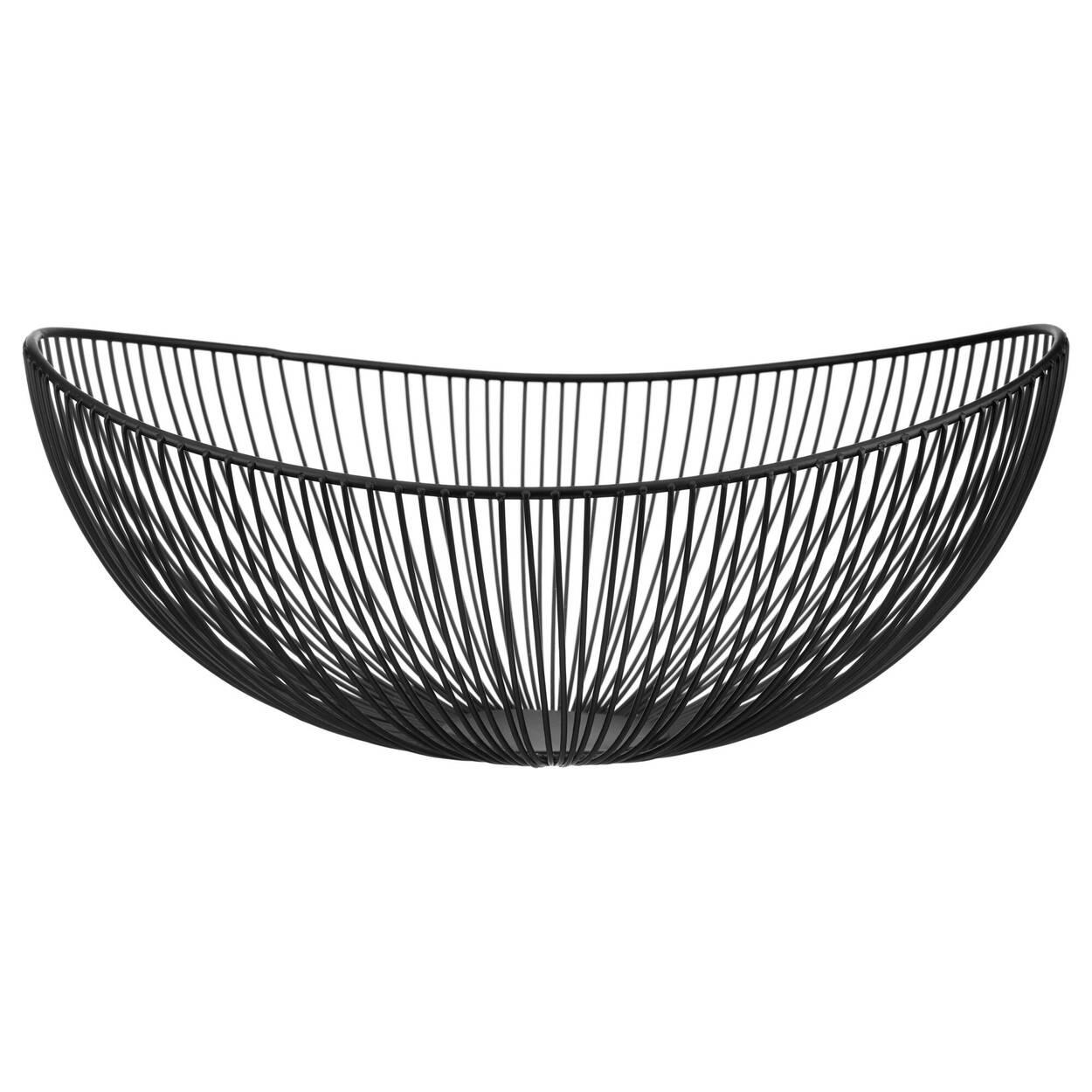 Bol décoratif en fils de métal