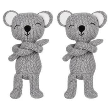 Set of 2 Koala Curtain Tie Backs