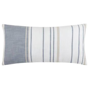 """Valda Decorative Lumbar Pillow 12"""" x 24"""""""
