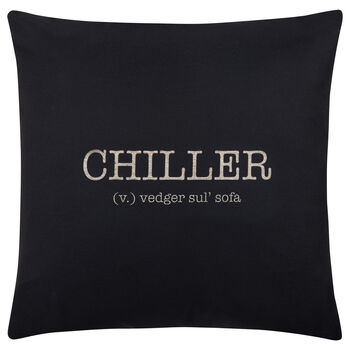 "Chiller Decorative Pillow Cover 18"" X 18"""