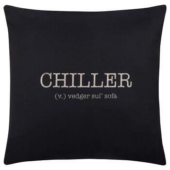 """Housse de coussin décoratif Chiller 18"""" X 18"""""""