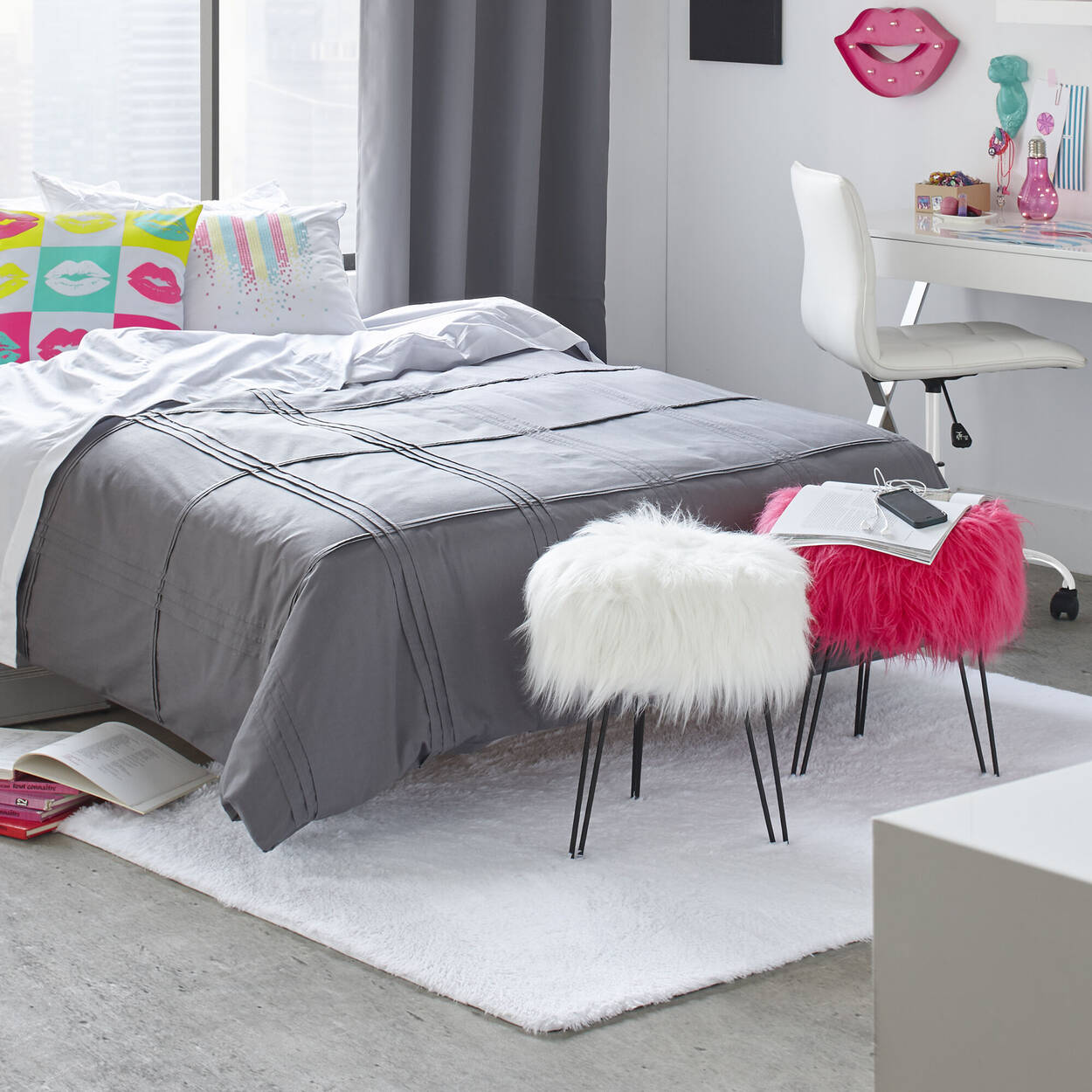 Furry Collection - Rug