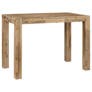 Table de bar en bois
