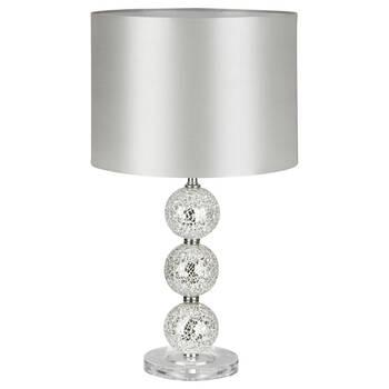 Mosaic Sphere Table Lamp