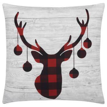 "Ovis Decorative Pillow Cover 18"" x 18"""