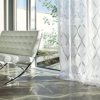 Rideau semi-transparent Essexwave