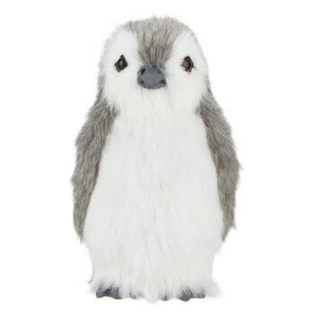 Decorative Faux Fur Penguin