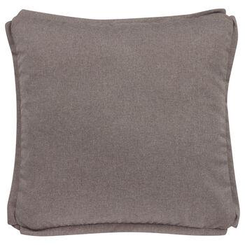 "Tweed Decorative Pillow 18"" X 18"""