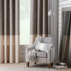 Thel Color Block Curtain