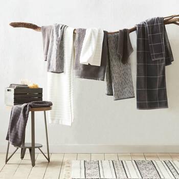 Ribbed Washcloth