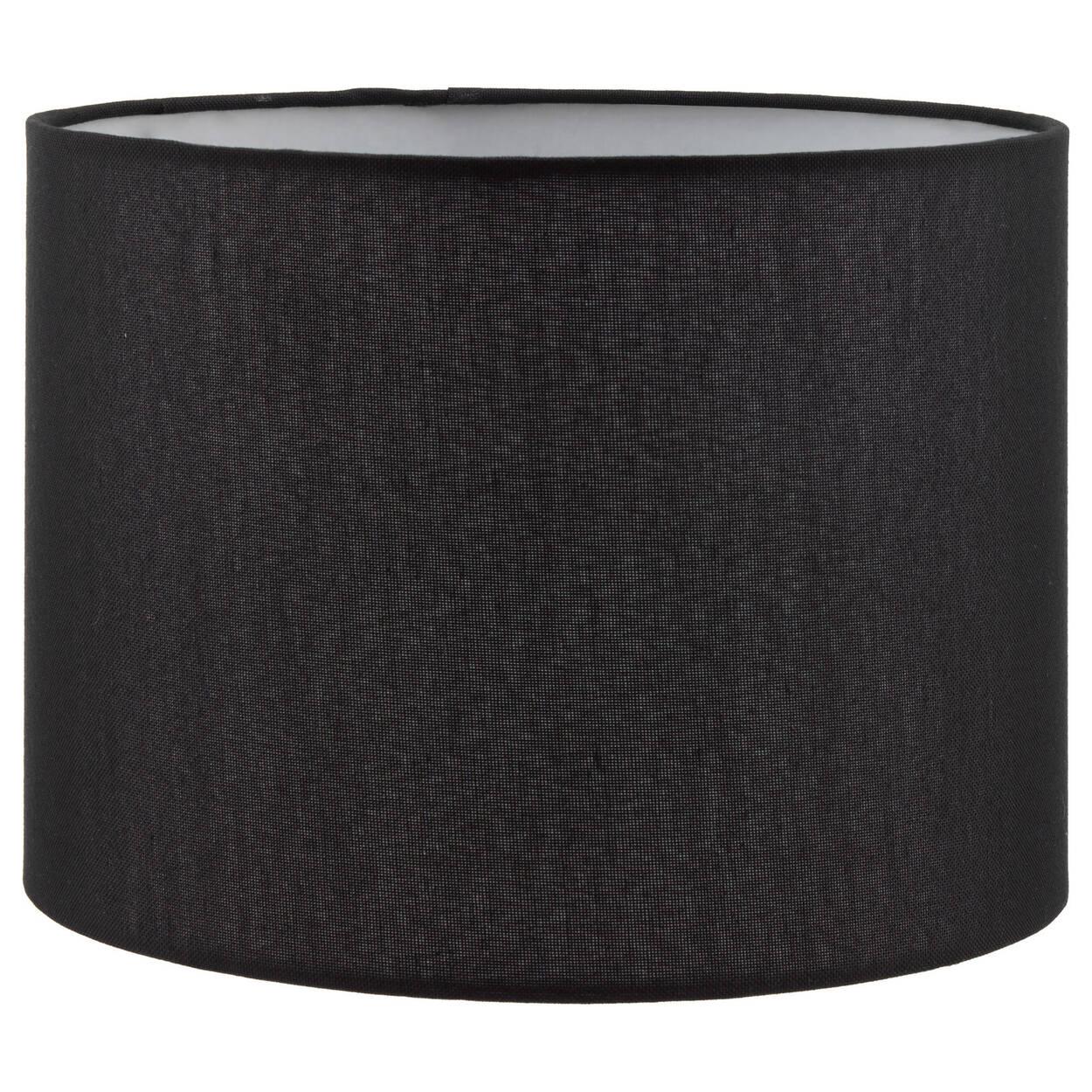 Round Linen Lamp Shade