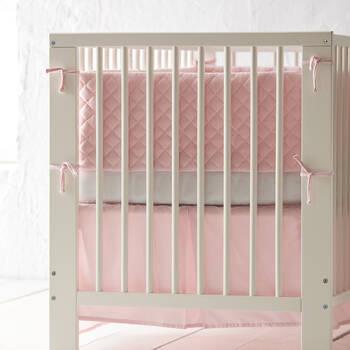 Jupe de lit pour berceau