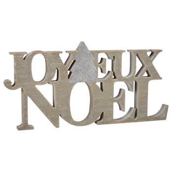 Decorative Words Joyeux Noël
