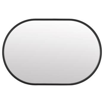 Oval Framed Mirror