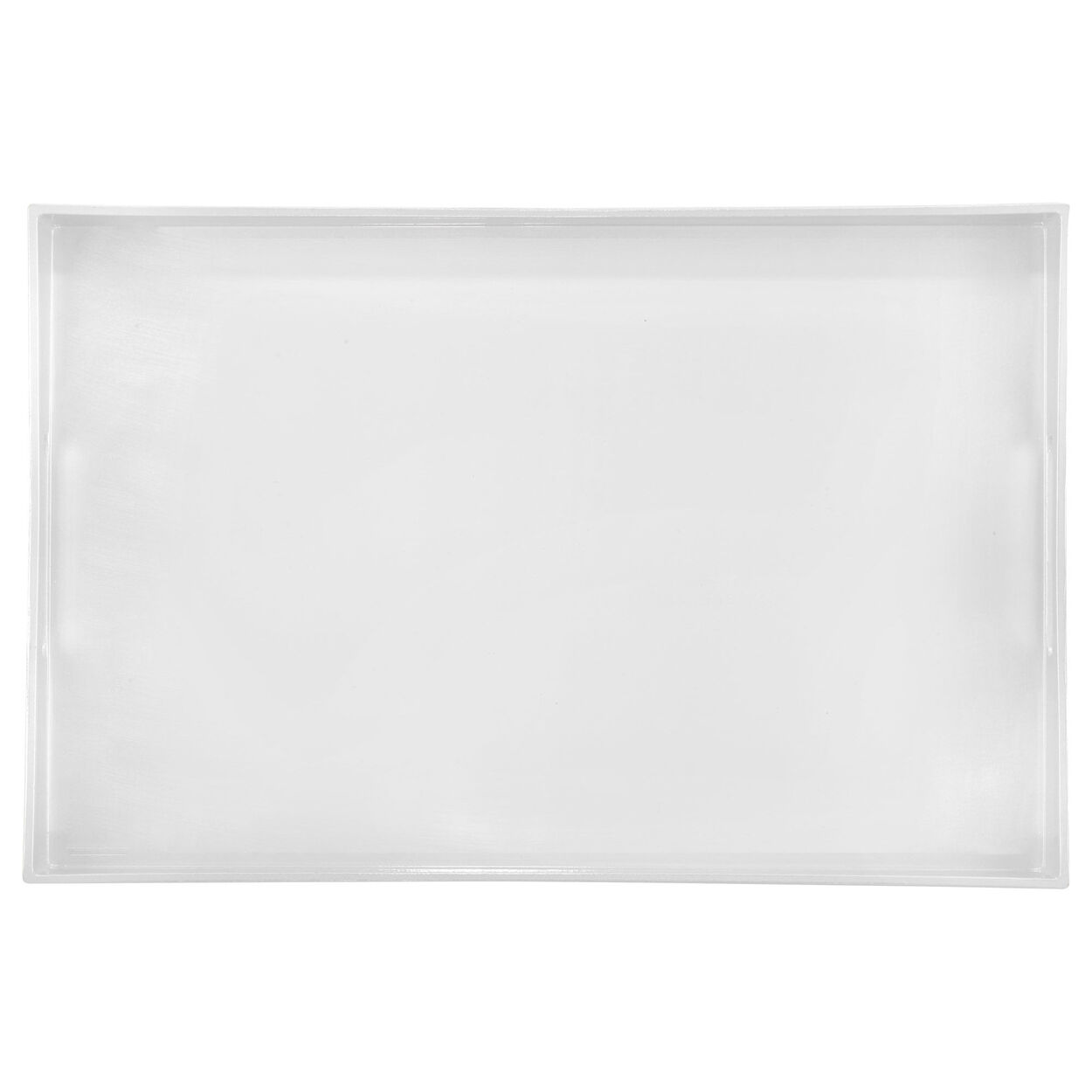 Plastic Serving Tray with Handles