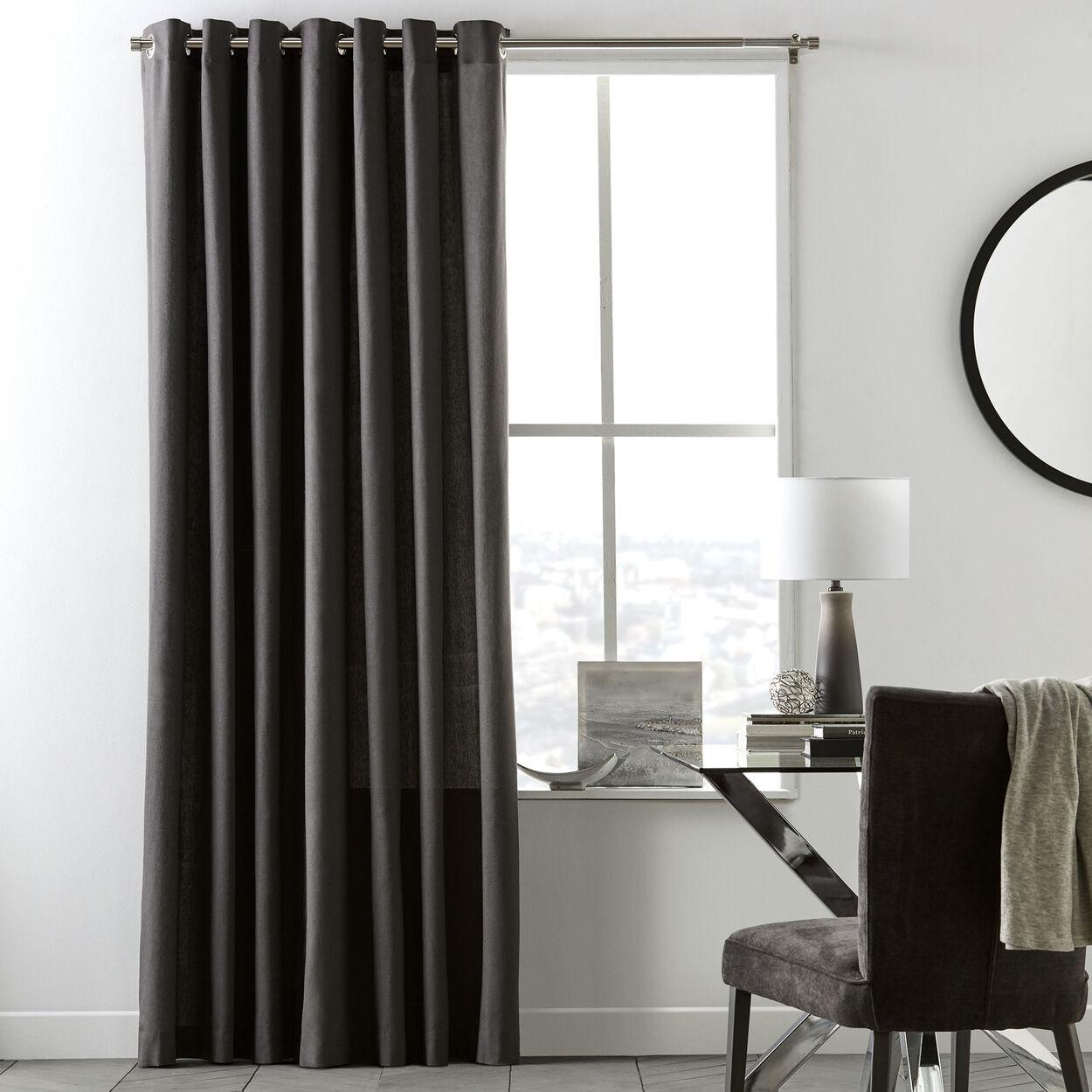Naturia Recycled Fabric Curtain