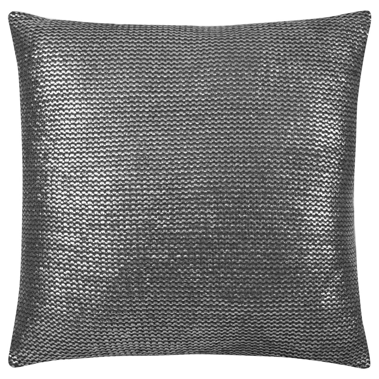 "Elvie Metallic Decorative Pillow 20"" X 120"""