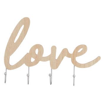 Love Wall Hooks