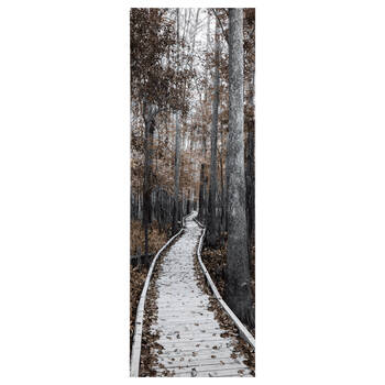 Pathway Printed Canvas