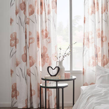 Ayanna Sheer Curtain
