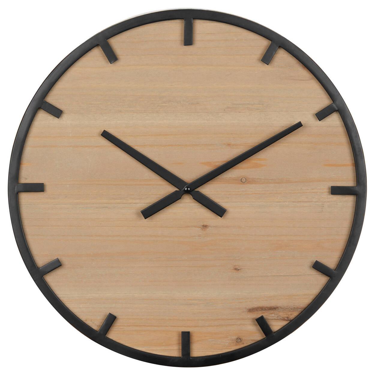 Wooden Wall Clock