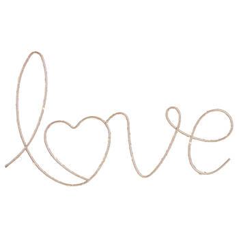 LED Decorative Word Love