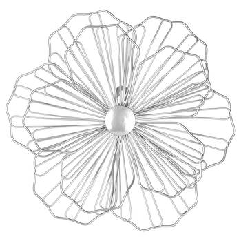 Metal Flower Wall Art