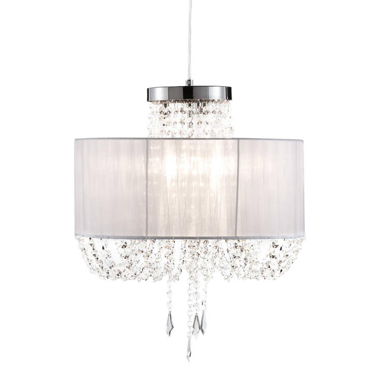 Ribbon & Droplets Ceiling Lamp