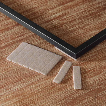 Set of 14 Rectangular Felt Floor Protectors