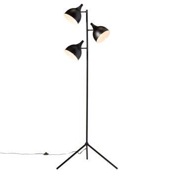 3-Head Metal Floor Lamp