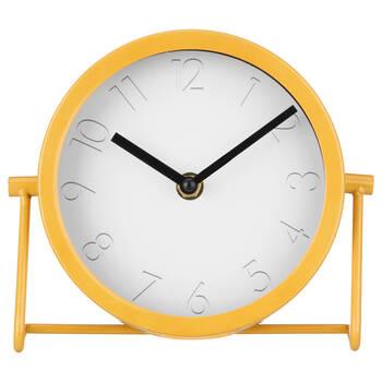Round Minimalist Table Clock
