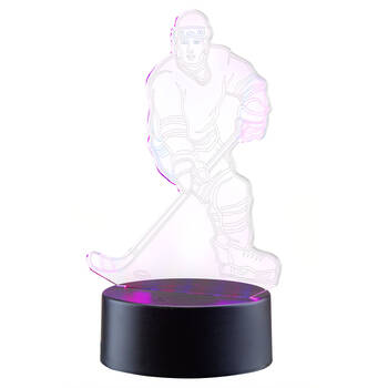 LED Decorative hockey light