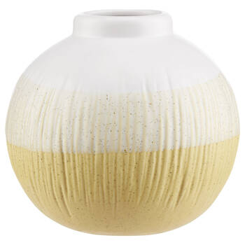 Three-Toned Ceramic Table Vase