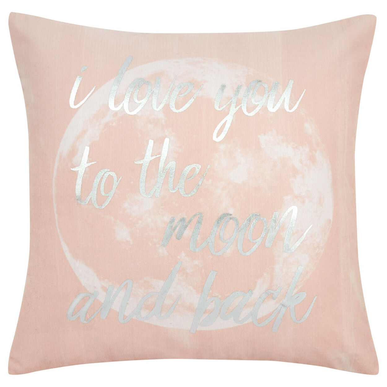 "Crescent Decorative Pillow 15"" X 15"""