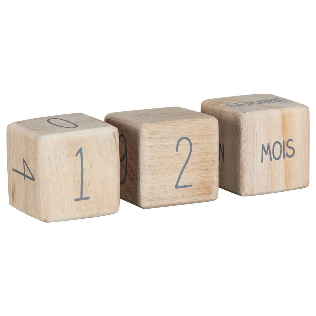 Blocs d'âge en français
