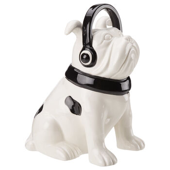 Decorative Ceramic Bulldog