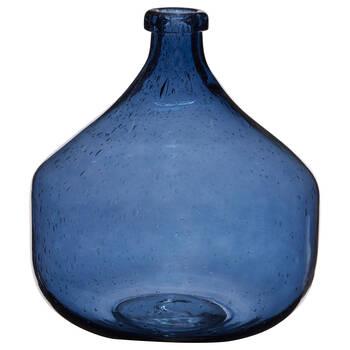 Bubble Glass Table Vase